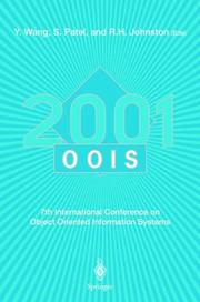 Cover of: Oois 2001 | X Wang