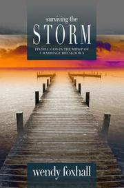 Cover of: Surviving The Storm | Wendy Foxhall