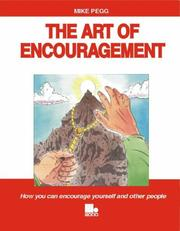 Cover of: The Art of Encouragement by Mike Pegg