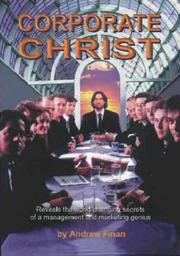 Cover of: Corporate Christ | Andrew Finan