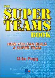 Cover of: The Super Teams Book | Mike Pegg
