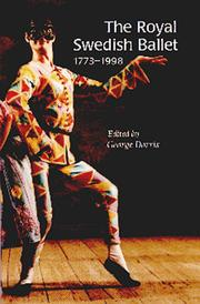 Cover of: The Royal Swedish Ballet | George Dorris