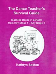 Cover of: Dance Teacher's Survival Guide | Kathryn Sexton