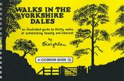 Cover of: Walks in the Yorkshire Dales (Jack Keighley's Northern England) | Jack Keighley
