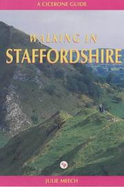 Cover of: Walking in Staffordshire (County) by Julie Meech