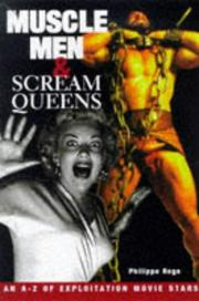 Cover of: Musclemen and Scream Queens | Philippe Rege