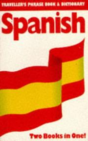 Cover of: Spanish (Traveller's Phrase Book & Dictionary) by Hans Qvist