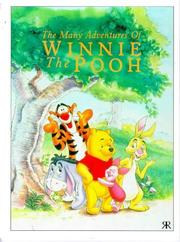 Cover of: The Adventures of Winnie-the-Pooh | A. A. Milne