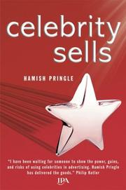 Cover of: Celebrity Sells | Hamish Pringle