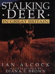 Cover of: Stalking Deer in Great Britain | I. C. N. Alcock