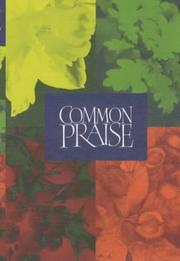 Cover of: Common Praise | Press Canterbury
