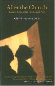 Cover of: After the Church | Claire Henderson Davis