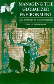 Cover of: Managing the Globalized Environment | TiiaRiitta Granfelt