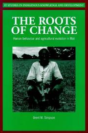 Cover of: The Roots of Change | Brent M. Simpson
