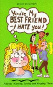 You are the best friend book