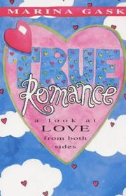 Cover of: True Romance | Marina Gask