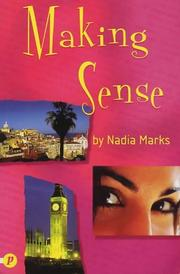 Cover of: Making Sense | Nadia Marks