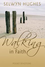Cover of: Walking With Jesus - Everyday With Jesus Devotional by Selwyn Huges