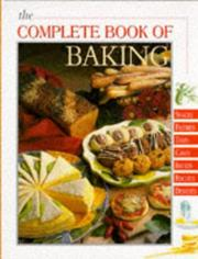 Cover of: The Complete Book of Baking | Heilie Plenaar