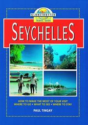 Cover of: Seychelles Travel Guide | Globetrotter
