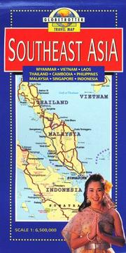 Cover of: Southeast Asia Travel Map | Globetrotter