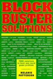 Cover of: Blockbuster Solutions | Melanie Patterson