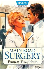 Cover of: Main Road Surgery | Frances Fitzgibbon