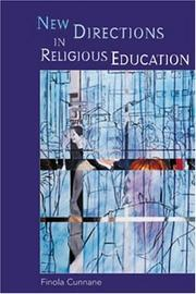 Cover of: New Directions in Religious Education | Finola Cunname