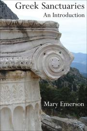Cover of: Greek Sanctuaries | Mary Emerson
