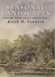 Cover of: Seasonal Landscapes | Keith H. Fenwick