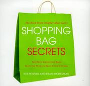 Cover of: Shopping Bag Secrets | Fran; Weiner, Sue Michelman
