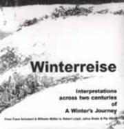 Cover of: Winter Reise | Pip Woolf