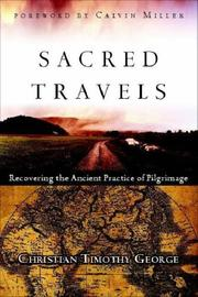 Cover of: Sacred Travels | Christian Timothy