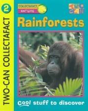 Cover of: Rainforests (Collectafacts) | Lucy Baker