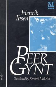 Cover of: Peer Gynt (Royal National Theatre) by Henrik Ibsen