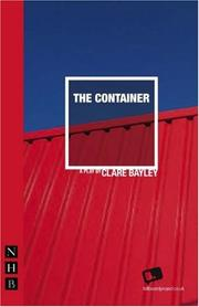 Cover of: Container | Clare Bayley