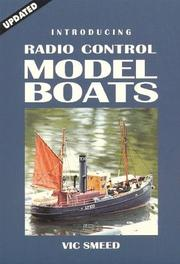 Cover of: Introducing radio control model boats | Vic Ernest Smeed