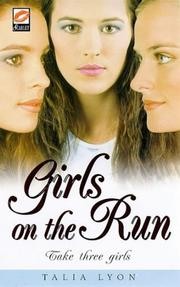 Cover of: Girls on the Run (Scarlet) | Talia Lyon
