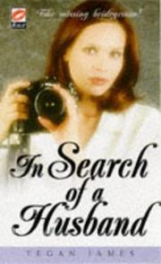Cover of: In Search of a Husband (Scarlet) | Tegan James