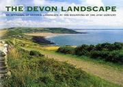 Cover of: The Devon Landscape (Devon County Council) | Simon Timms
