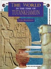 Cover of: Tutankhamun (World in the Time Of...) by Fiona MacDonald
