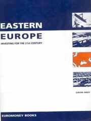Cover of: Eastern Europe | Gavin Gray