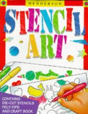 Cover of: Stencil Art (Activity Fun Packs) | Kerrie Dudley