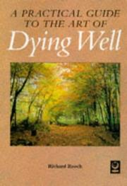 Cover of: Dying Well by Richard Reoch