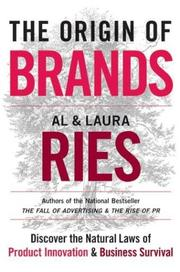 Cover of: The Origin of Brands | Al Ries, Laura Ries
