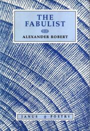 Cover of: The Fabulist | Robert Alexander
