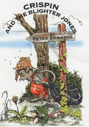 Cover of: Crispin and the Blighter Jones | Peter Edwards (undifferentiated)