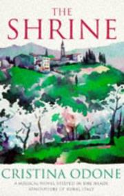 Cover of: The Shrine by Cristina Odone
