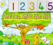 Cover of: One, Two, Three, Four, Five (Toddlers' Tabbed Board Books) by Lorna Read