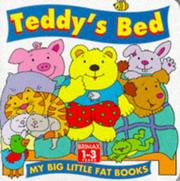Cover of: Teddy's Bed (My Big Little Fat Books) by Lorna Read